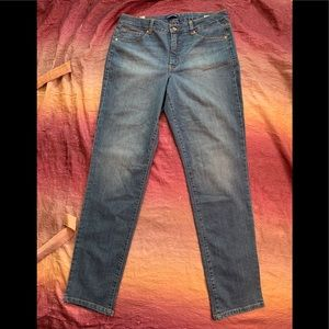 Bandolino Caroline Slim Flawless Stretch Jeans